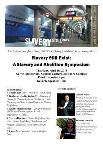 slavery &Abolition