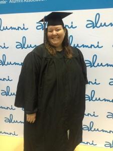 Aubree Graduation